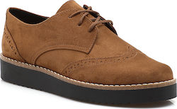 Suede υπόδημα τύπου Oxford 40 Κ ΤΑΜΠΑ