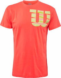 Wilson Shoulder Cotton Tee WRA747703