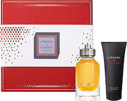 Cartier L'Envol Eau de Parfum 80ml & Shower Gel 100ml