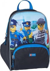 Lego Junior Backpack City Police Chopper 20024-1835