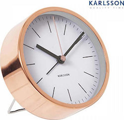 Karlsson Minimal Copper KA5536WH