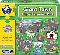 Airport Giant Road Expansion Pack 7pcs (322) Orchard