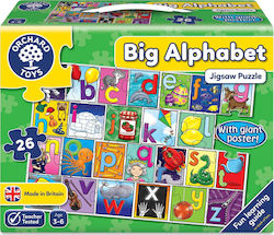Big Alphabet 26pcs (238) Orchard