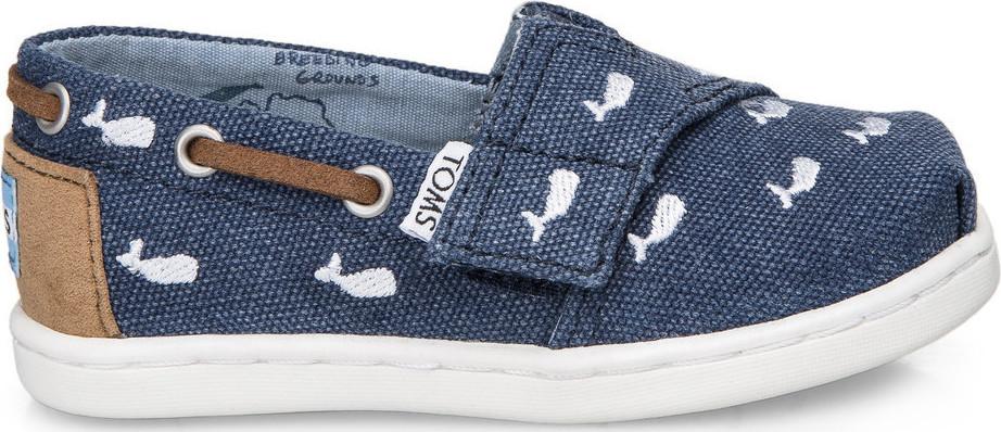 Προσθήκη στα αγαπημένα menu Toms Oceana Navy Whale Embroidery Tiny Biminis  10011564 Μπλε bdb6be7c552