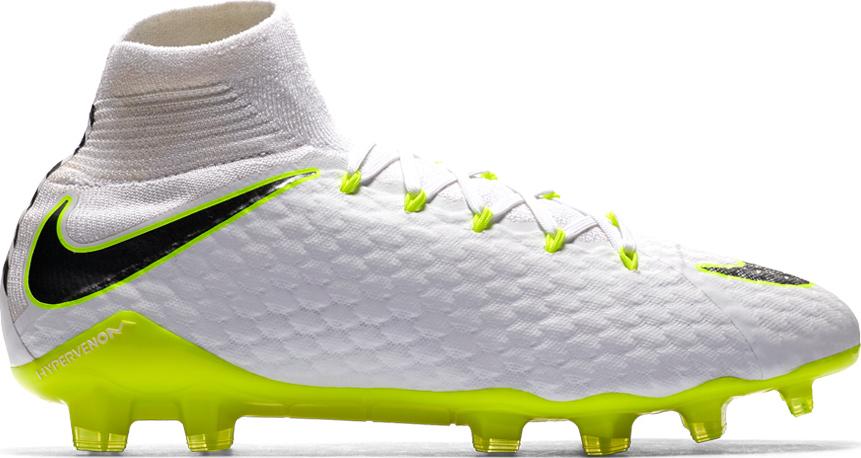 online store 90618 e32fd Nike Hypervenom III Pro Dynamic Fit FG AJ3802-107