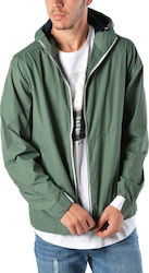 Timberland Men's Signal Mountain Racer Jacket CA1L1ZJ02 - DUCK GREEN