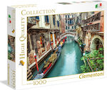 Italian Collection Venice Canal 1000pcs (39458) Clementoni