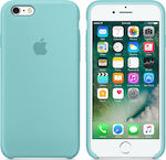 Premium Silicone Case Tiffany iPhone 6/6s