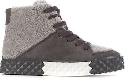 Kendall + Kylie Sneakers Rebel-Grey (Αθλητικά Γυναικείο Fur Grey - Rebel)