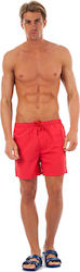 Solid Swiwear Hector-Red (Μαγιό Ανδρικό Red - Hector-6183221)