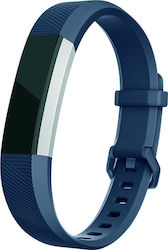 OEM Fitbit Alta Smooth Band (Navy Blue)