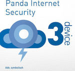 Panda Security Internet Security 2018 (3 Licences , 1 Year) Key