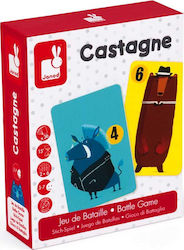 Janod Castagne battle game