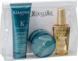 Kerastase Resistance Travel Set