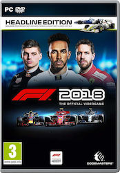 F1 2018 (Headline Edition) PC