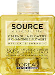 L'Oreal Source Essentielle Delicate Shampoo Calendula Flowers & Chamomile Flowers 300ml