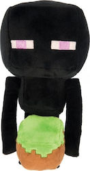 Jinx Minecraft Happy Explorer Enderman 17.8 cm Plush