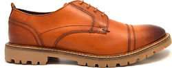 MEN BASE LONDON PIKE WASHED TAN