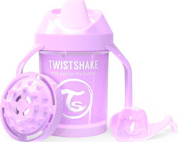 Twistshake Mini Cup Pastel Purple 230ml