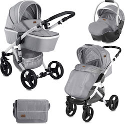 Lorelli Bertoni Rimini 3 in 1 Grey