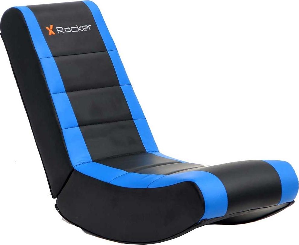 X Rocker V Rocker Chair Black Blue Skroutz Gr