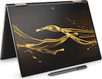 HP Spectre x360 - 15-bl112dx (i7-8550U/16GB/512GB/GeForce MX150/UHD/W10)