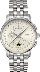 Mido Baroncelli II Automatic Moon Face M8607.4.M1.12