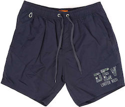 DEVERGO MAN BEACHSHORTS(Blue) 1D811054MP6000 Blue