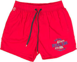 DEVERGO MAN BEACHSHORTS(Red) 1D811056SP6000 Red