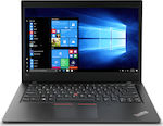 Lenovo ThinkPad L480 (i7-8550U/8GB/256GB/FHD/W10)