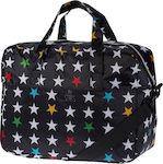 ccfae421a2b My Bag's Τσάντα Μαιευτηρίου Stars Black