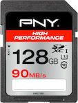 PNY High Performance SDXC 128GB U3