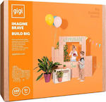 Gigi Bloks Big Building Blocks Lemonade 100τμχ