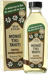 Tiki Tahiti Monoi Santal Sandalwood 100ml