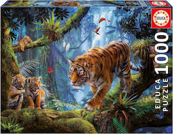Tigers In The Tree 1000pcs (17662) Educa