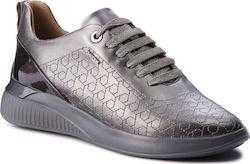 42de19952fc Ανατομικά Παπούτσια Geox Γκρι - Skroutz.gr