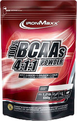 IronMaxx BCAA 4:1:1 550gr Cola Lime