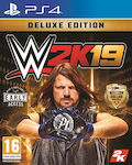 WWE 2K19 (Deluxe Edition) PS4