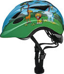Abus Kids Helmet Anuky Jungle