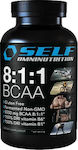 Self Omninutrition 8:1:1 BCAA 200 ταμπλέτες