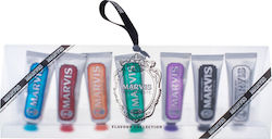 Marvis Toothpaste Travel Set 7 x 25ml
