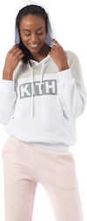 Kith Sweater-White (Φούτερ Γυναικείο Sweater White - 153)