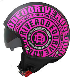 Scotland Rodeo RD 111 Logo Black/Fuxia Mat