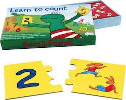 Barbo Toys Learn to Count Frog & Friends