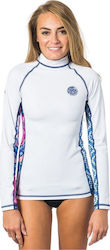 Rip Curl Womens All Over L/Sl Ibiza