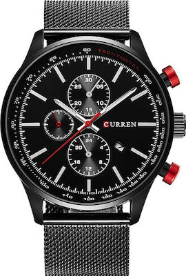 Curren 8227 Black