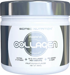 Scitec Nutrition Collagen Powder 300gr Fruit Punch