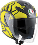 AGV K-5 Jet Winter Test 2011
