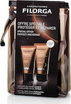Filorga UV-Bronze Face Anti-Ageing Sun Fluid SPF50+ 40ml & UV-Bronze After Sun 50ml