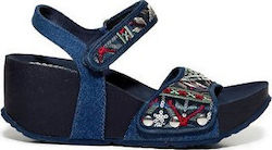 Desigual Athena Exotic Denim 18SSHD02